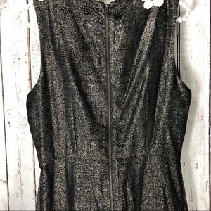 one clothing Dresses - One Clothing Los Angeles Fit Flare Shimmer Dress